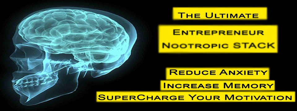 Entrepreneur's Best Nootropic Stack