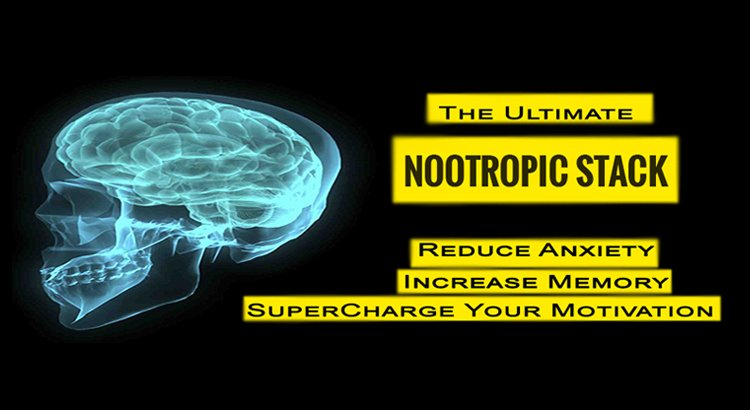 Best Natural Nootropic Stack