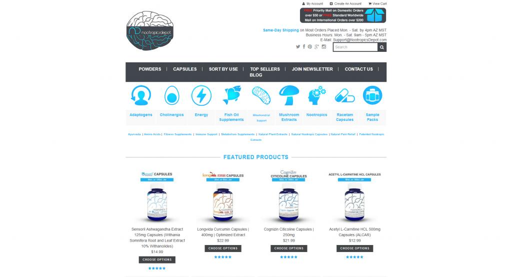 Where To Buy Nootropics | Braintropic