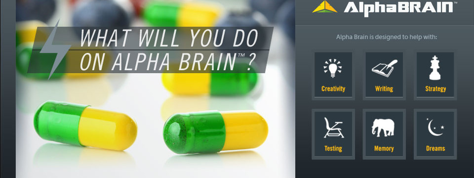 On It Alpha Brain Review