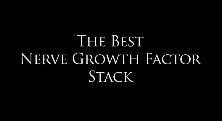 The Best Nerve Growth Factor (NGF) Stack   Braintropic